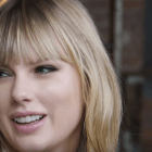 Taylor Swift Tests Out Her Knowledge Of British Slang With Vogue image of Taylor Swift