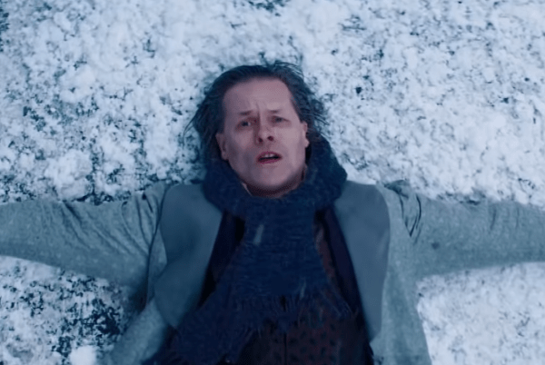 "Watch The Trailer For The BBC's Dark Retelling Of ""A Christmas Carol"" image of A Christmas Carol"