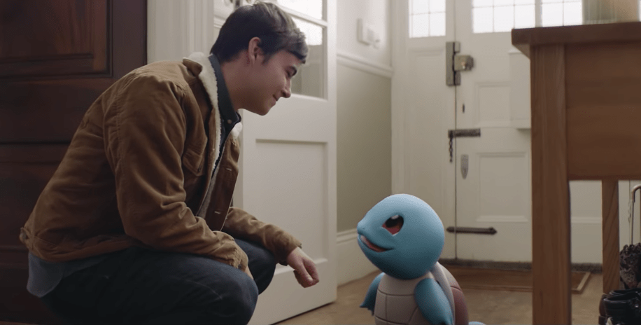 Pokemon Go Takes You Back To Your Childhood In This Heartwarming Ad image of Pokemon Go