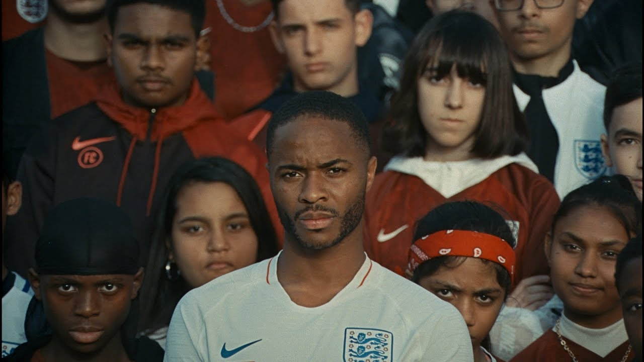 Raheem Sterling Stars In This Powerful Ad From Nike image of Raheem Sterling