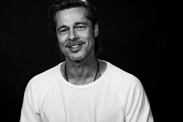 Brad Pitt Chats To W Magazine About His First Kiss, Prom And His Early Roles image of Brad Pitt