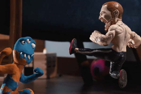 Conor McGregor Becomes A Toy In This Stop-Motion Ad From Reebok image of Conor McGregor