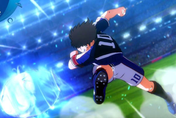 Bandai Namco: Watch The Trailer For The New Captain Tsubasa Football Game image of Captain Tsubasa