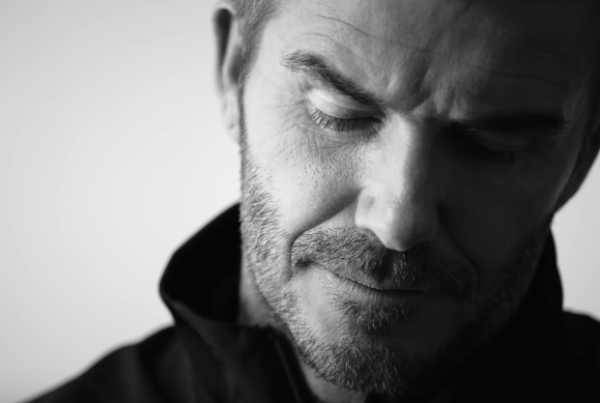 David Beckham Relives His Highs And Lows In Football With Adidas image of David Beckham