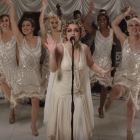 "Postmodern Jukebox Remixes The ""Friends"" Theme Tune For Different Eras image of Friends"