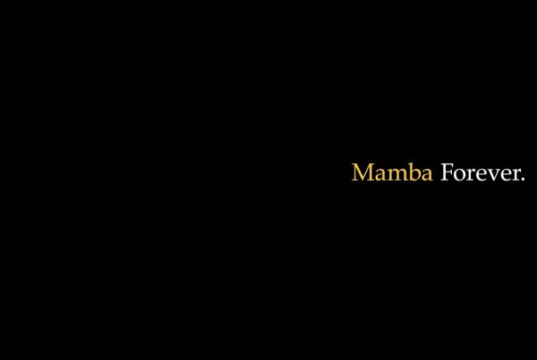 "Nike Paid Tribute To Kobe Bryant With This Short Film ""Mamba Forever"" image of Mamba Forever"