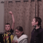 "Watch The Marsh Family's Viral Version Of The Les Misérables Song ""One More Day"" image of Marsh Family"