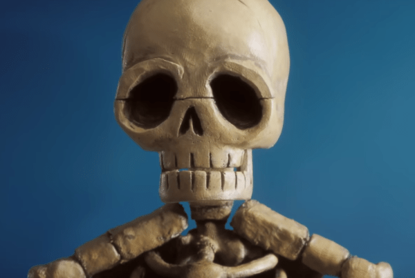 """REBOOTED"" Shows Us The Ups And Downs Of An Out Of Work Skeleton Actor image of REBOOTED"
