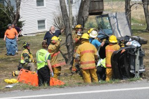 Concord Church Rd Accident 4-7-12