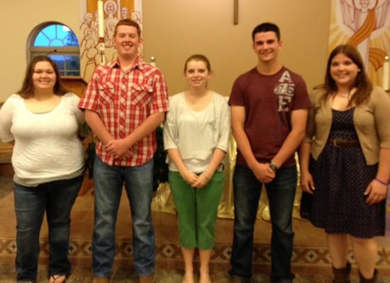Faith-Alive-Scholarship-Students-2013
