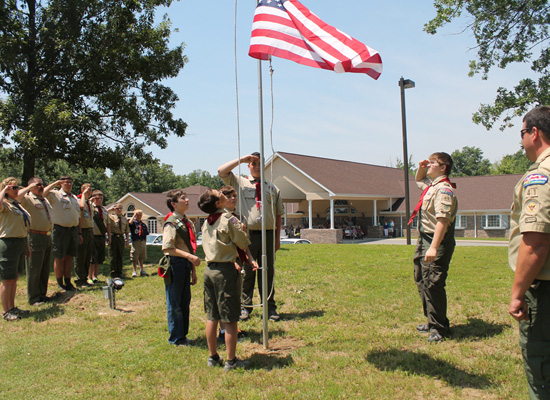 Scouts-flag-ceremony