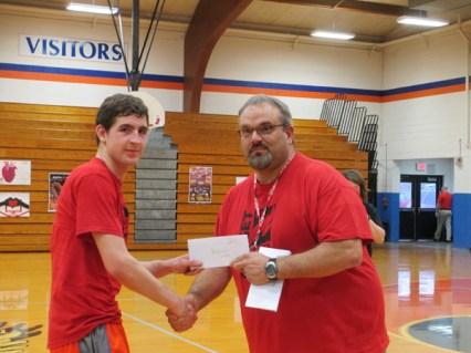 Knockout Basketball Winner - Wyatt Robinson
