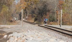 TH at Bridges crossing