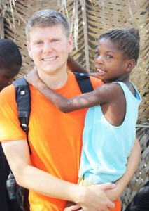 Bryan Throgmorton has previously led teams to Haiti for short-term mission trips.