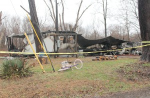 New Burnside Fatal fire
