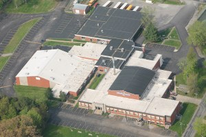 VHS aerial view 2014