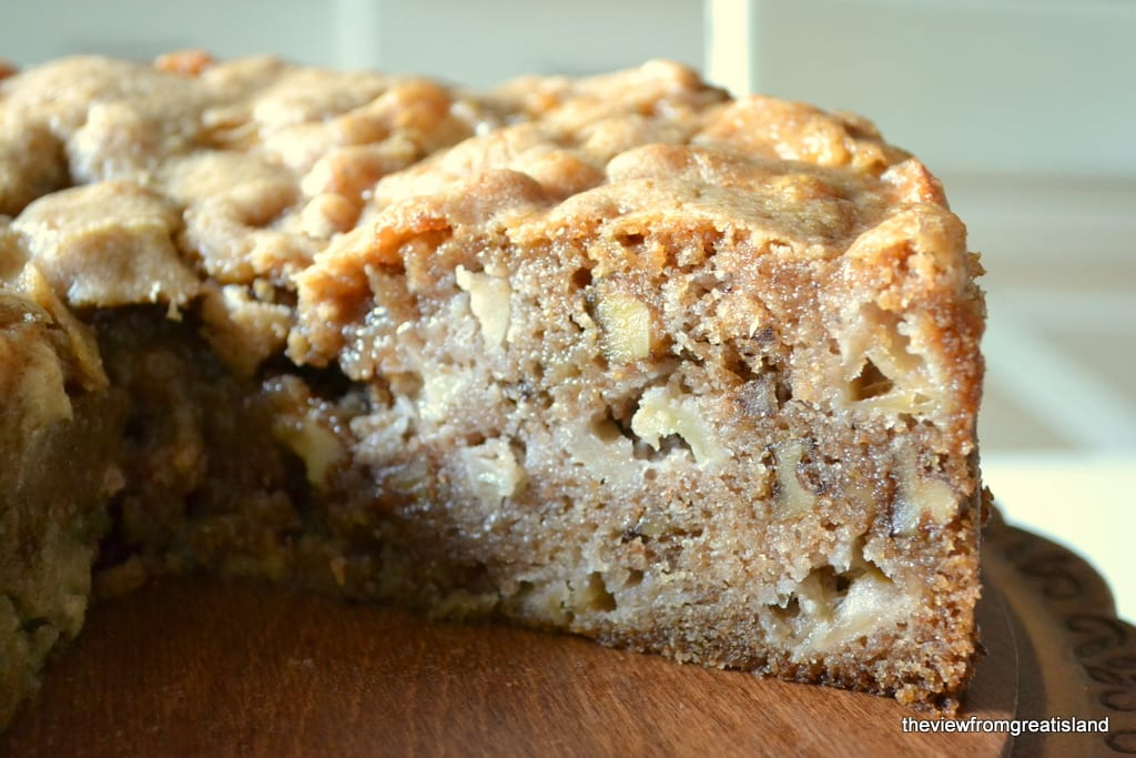 The Famous Silver Palate Apple Cake