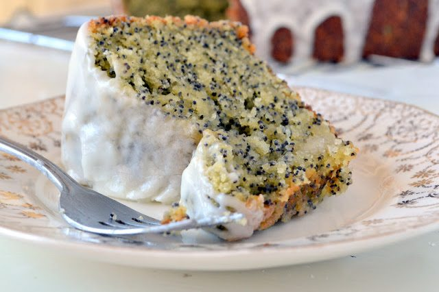 Almond Lovers Amaretto Poppy Seed Cake The View From