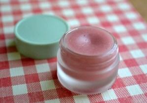 all natural coconut oil lip balm