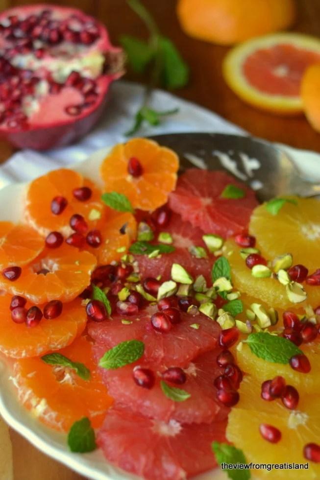 Mixed Citrus Salad #1