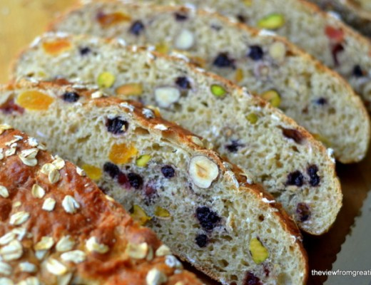 Mueslit Toasting Bread 8