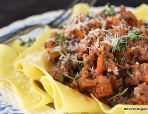 Lamb Ragu with Papardelle | The View From Great Island 1
