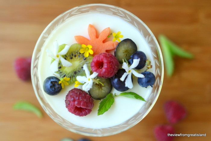 Lemon Panna Cotta | The View from Great Island 3
