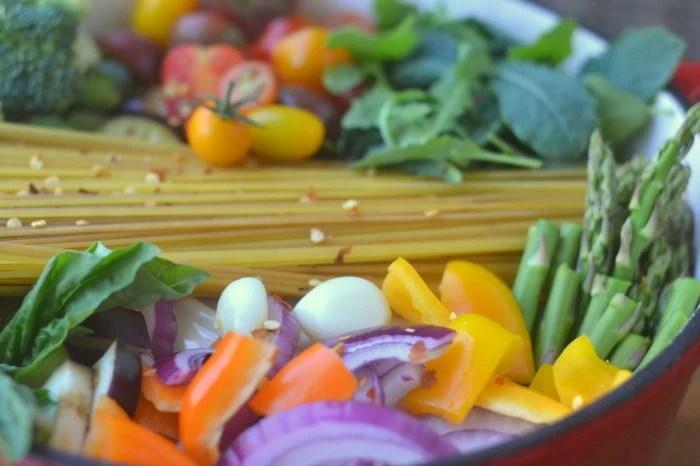One Pot Farmer's Market Pasta 3