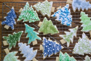 Classic royal iced sugar cookies
