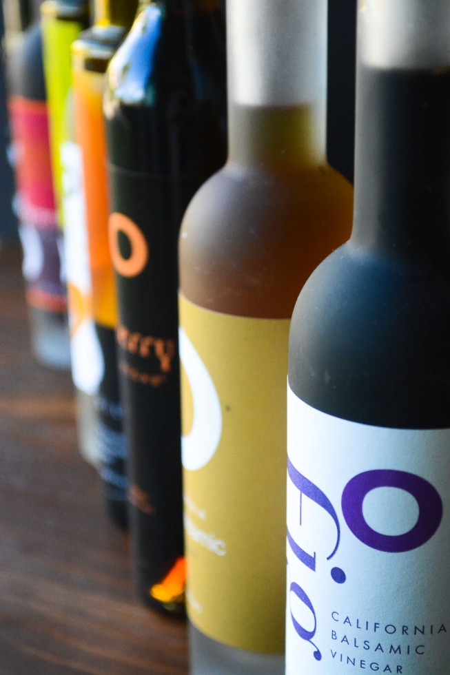 O Olive Oils and Vinegars