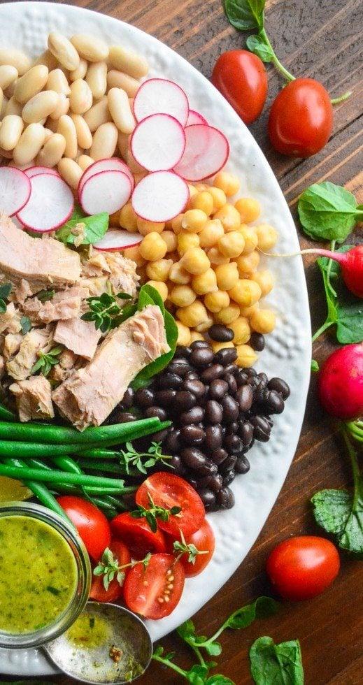 Mediterranean Tuna Salad