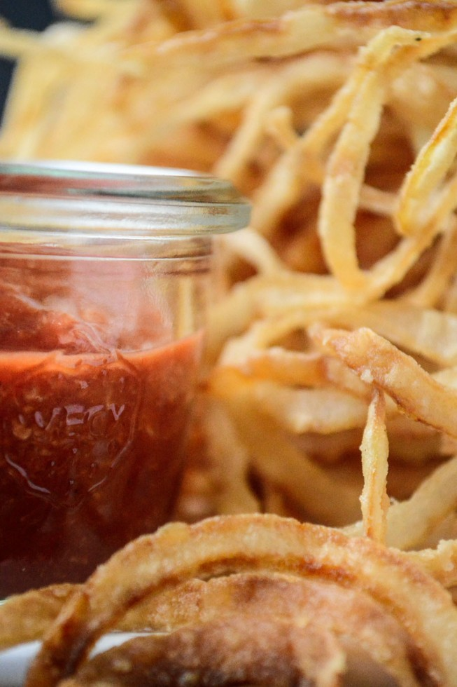 Sweet Vidalia Onion Strings