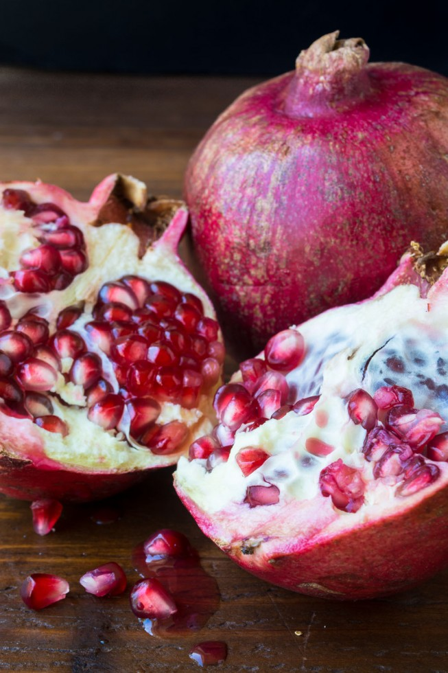 10 things to do with a pomegranate
