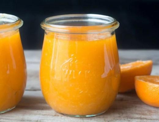 Easy no-pectin Clementine Jam