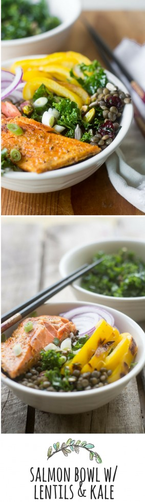 This dinner in a bowl is comforting, tactile, healthy, and satisfying!