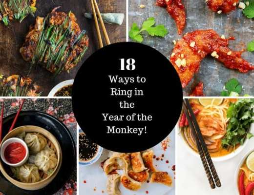 18 Ways to Ring in the Year of the Monkey