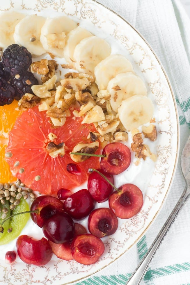 How to Make an Instagram Worthy Breakfast Bowl, so the most important meal of the day can also be the most beautiful!