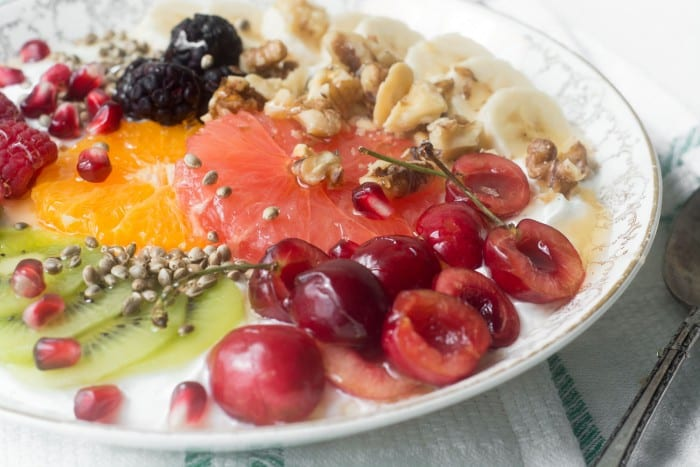 How to Make an Instagram Worthy Breakfast Bowl