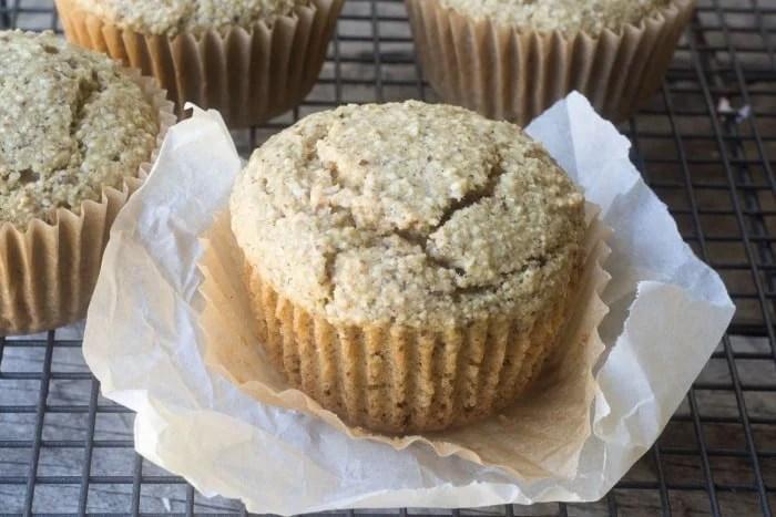 A super easy Vegan Blender Muffin recipe