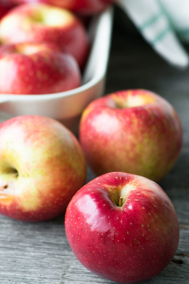SweeTango apples for Baked Breakfast Apples ~ theviewfromgreatisland.com
