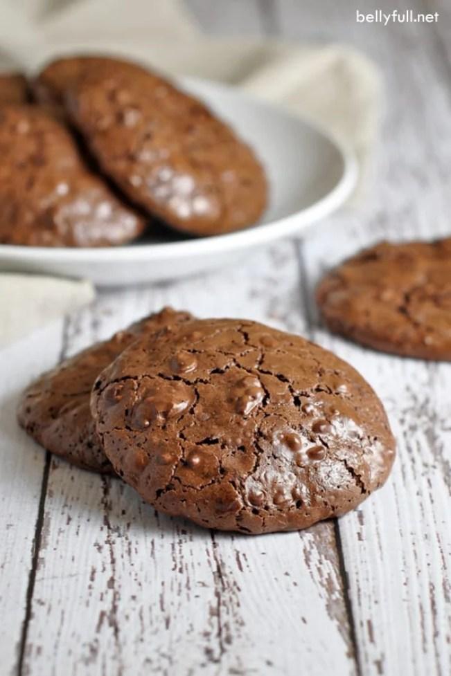 Flourless Chocolate Cookies ~ 25 MORE Fabulous Flourless Cookies