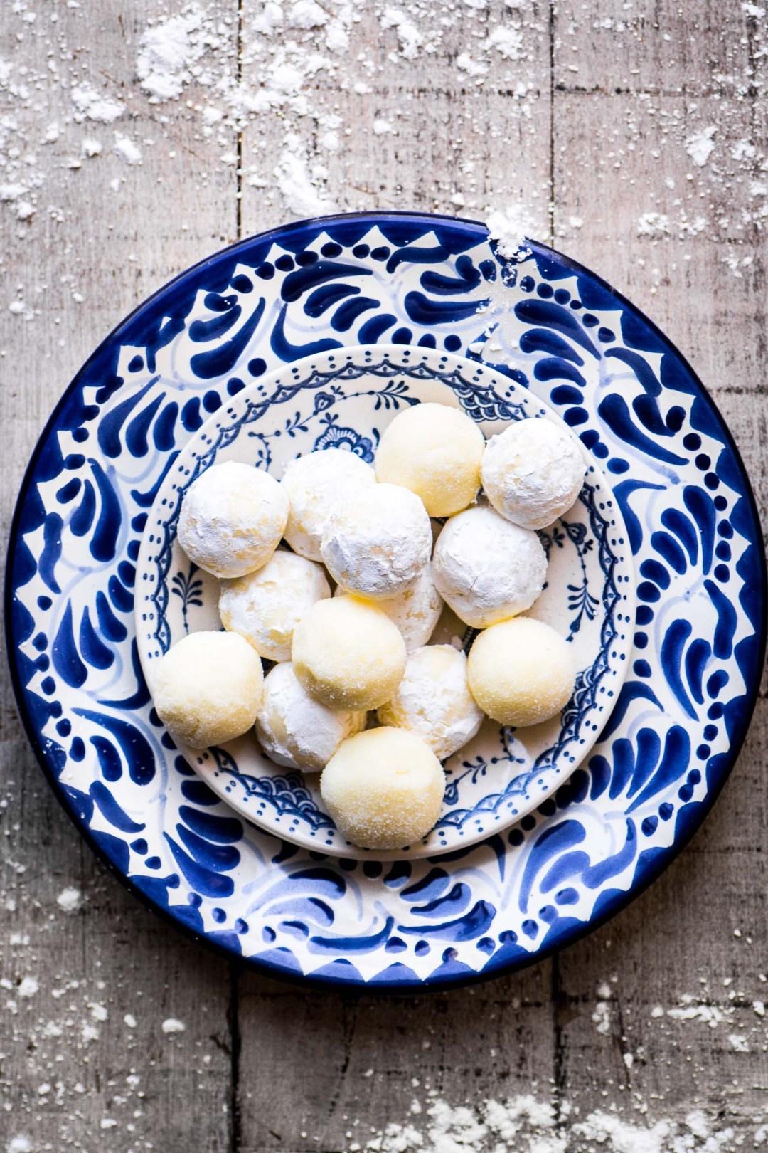 Easy Fresh Lemon Truffles image