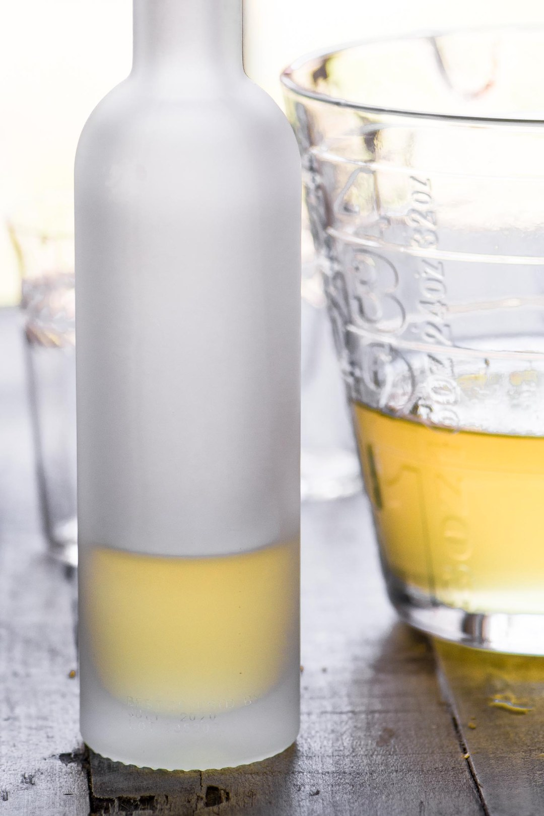 Instant Pot Limoncello (regular recipe and video too) photo