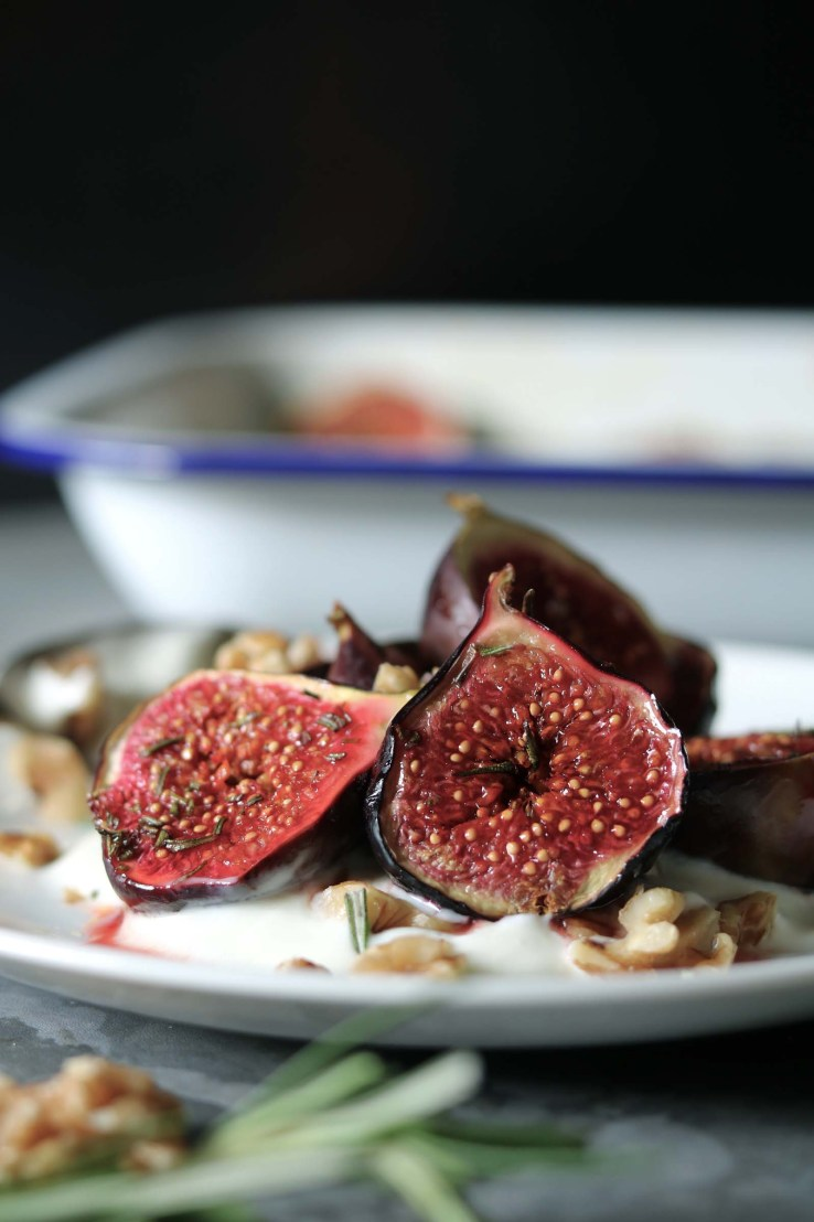 What to Eat Now: Figs | Roasted Figs