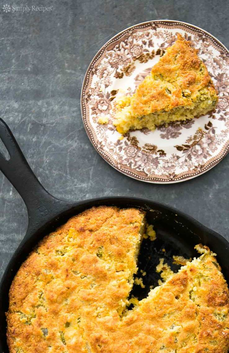 Best Cornbread Recipes ~ Jalapeño Cornbread
