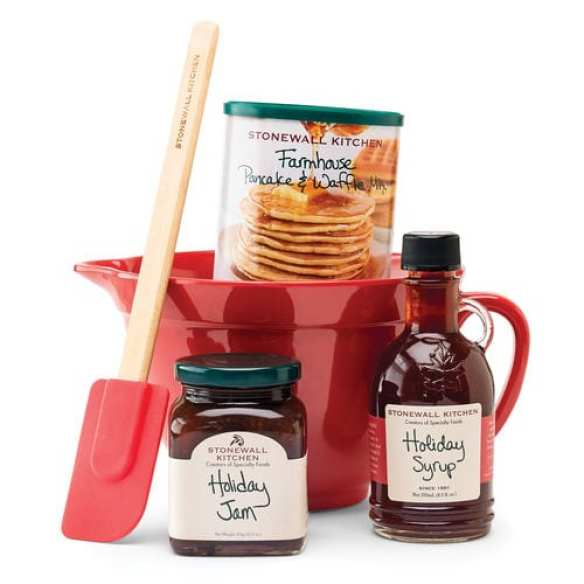 The View from Great Island 2018 Holiday Gift Guide ~ Stonewall Kitchen Batter Bowl gift set