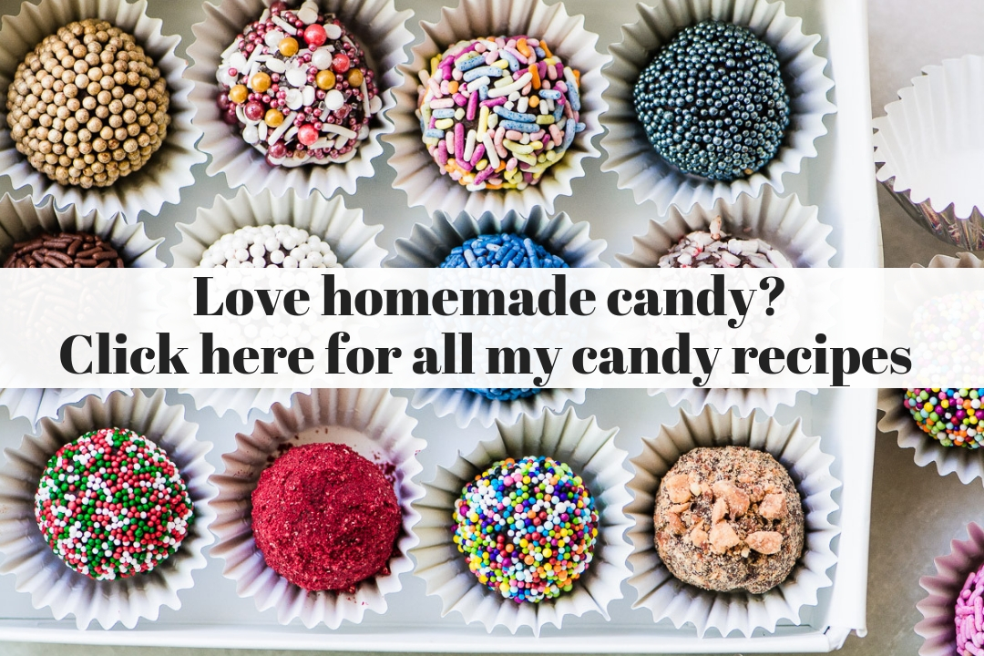 candy recipes link