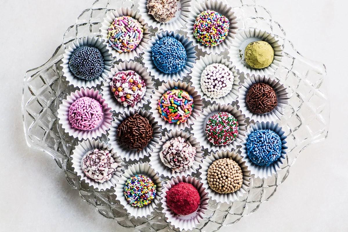 Jewel Box Truffles