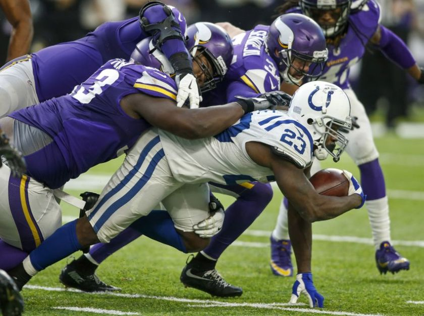 Minnesota Vikings: Why they lost to the Indianapolis Colts in week 15