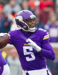 Dec minneapolis mn usa minnesota vikings quarterback teddy bridgewater throws in the second quarter against chicago bears at tcf bank also man roster and depth chart rh thevikingage